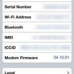 Downgrade iPhone 4 iOS 5 Baseband 4.11.08 to 4.10.01 to Unlock with Gevey Turbo SIM