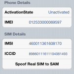 How to Unlock iPhone 4 Baseband 4.11.08 and 4.12.01 for Free via ICCID Exploit
