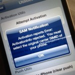 SAM Unlock Method May No Longer Work as Apple Starts Fixing Activation Servers