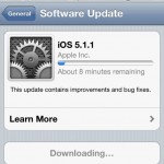 Apple Released iOS 5.1.1 with No Baseband Change; iPhone 4S' Updated to 2.0.12
