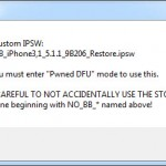 Update to iOS 5.1.1 & Unlock iPhone 4 or 3GS with Redsn0w Custom Firmware (Win/Mac)