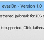 Here's How to Jailbreak iOS 6.x Untethered With Evasi0n for iPhone 5, iPad Mini, 4S etc.
