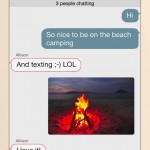 FireChat for iOS 7 Can Send Messages without Cellular or Internet Coverage