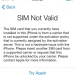 SIM Not Valid After iOS 9.3.1 Update – Here's an Easy Fix