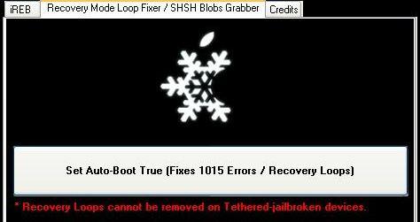 Fix itunes errors 1601 1600 1602 1604 using ireb rc3 for ios 4. 2. 1.
