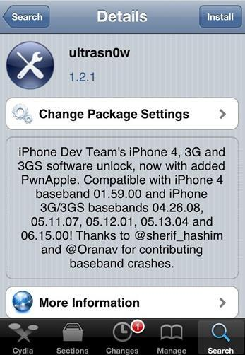 Unlock iphone 4 baseband 4. 12. 09 ios 7 / 7. 0. 4 / 7. 1. 2.
