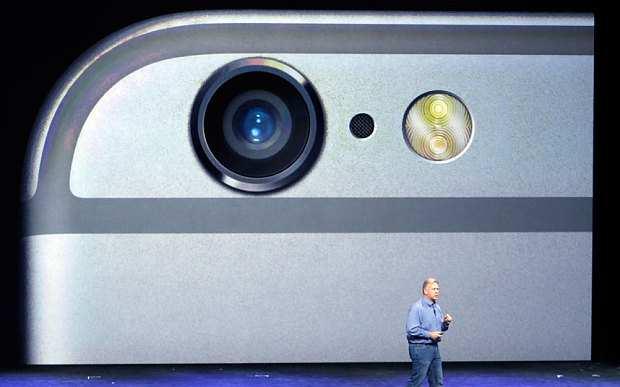 iphone 6 camera problem