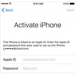 Fix iPhone Stuck in Activation Mode After iOS 9.3 Update