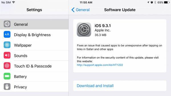 Why do i get error 3194 when updating